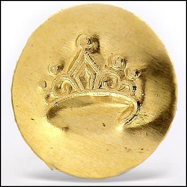 24k Pure Gold Tiara