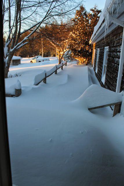Photo Google Photos Fences Pinterest Winter Snow And - 30 wonderfully wintery scenes around world