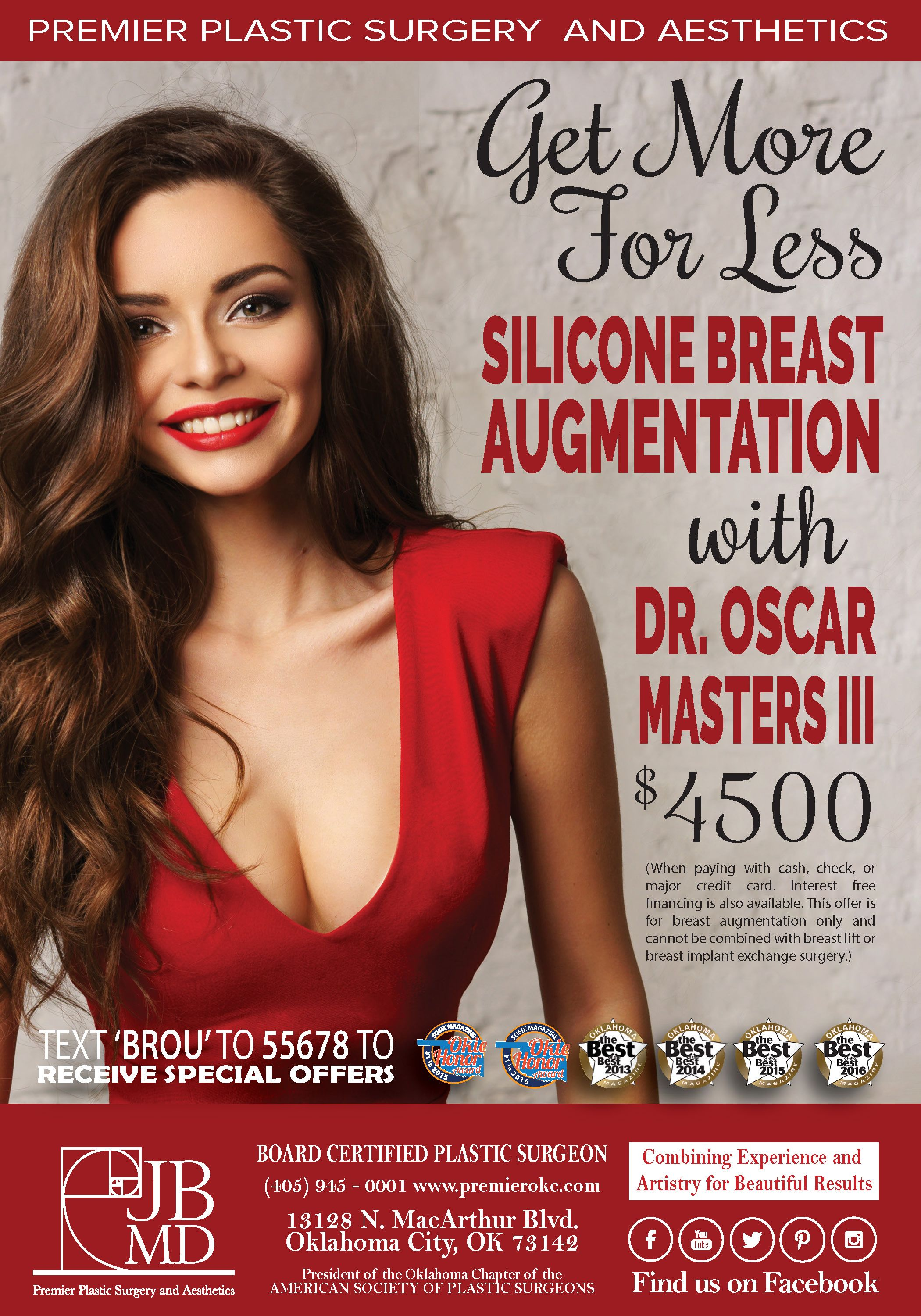 oklahoma city oklahoma Breast surgery