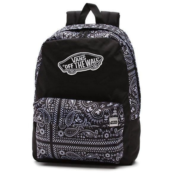 vans star wars bag