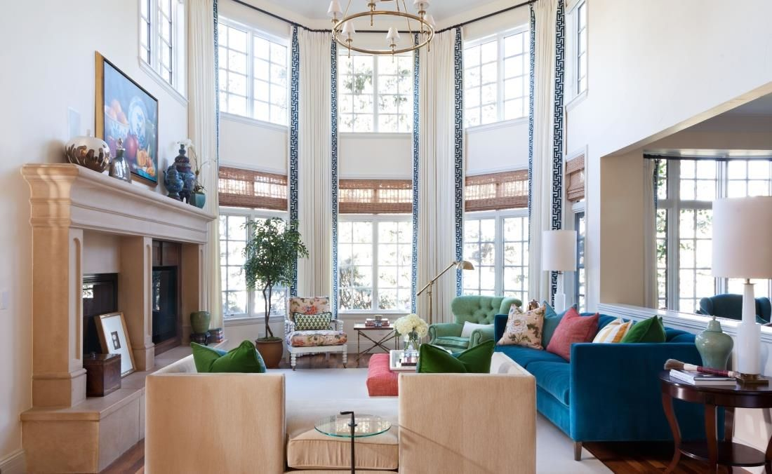Polo Club Residence Andrea Schumacher Interior Design Living