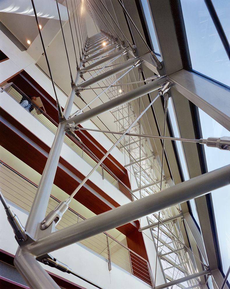 Truss Enclos Steel Architecture Structure Architecture
