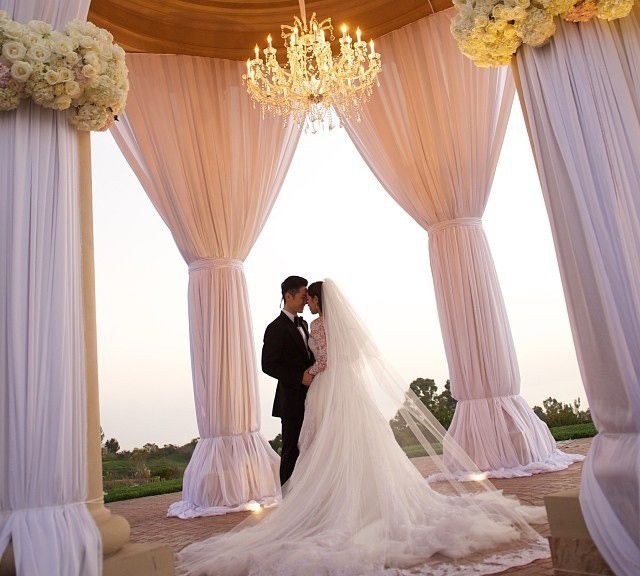 akama miki wedding