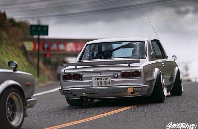 Nissan Skyline KPGC 70 | Dream Car (Godzilla) | Pinterest | Nissan