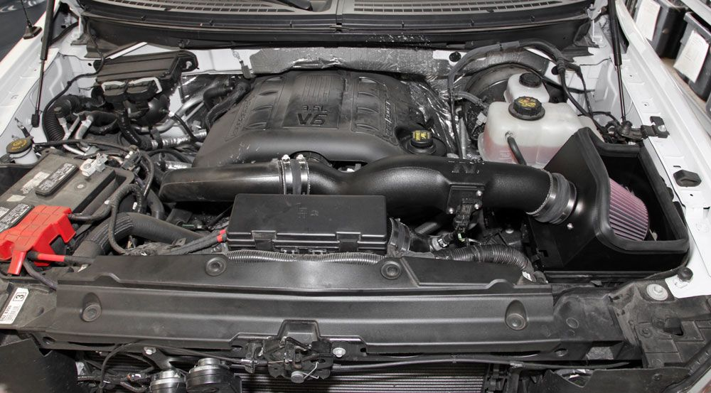 2011, 2012, 2013 and 2014 Ford F150 Pickups with EcoBoost