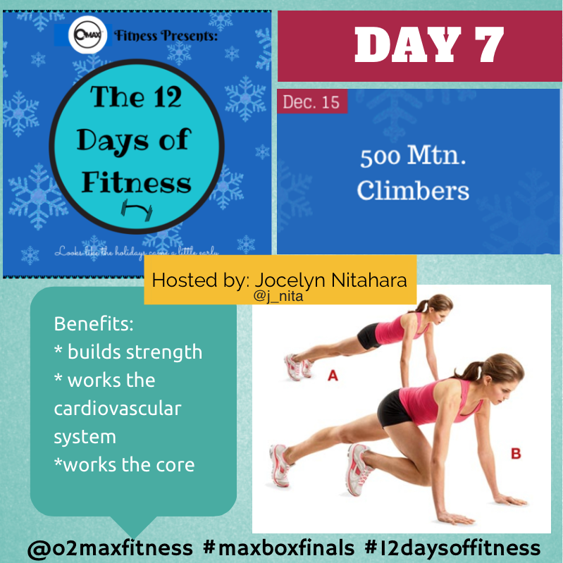 Want To Jump Your Heart Rate And Boost Your Metabolism These Mountain Climbers Will Break A Nice Sweat And Help Fitness Workout Challenge Getting Things Done