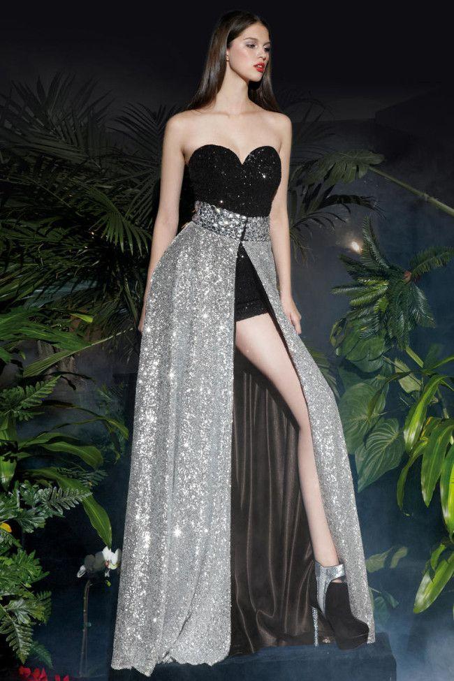 vestidos largos con falda desmontable - buscar con google | fly