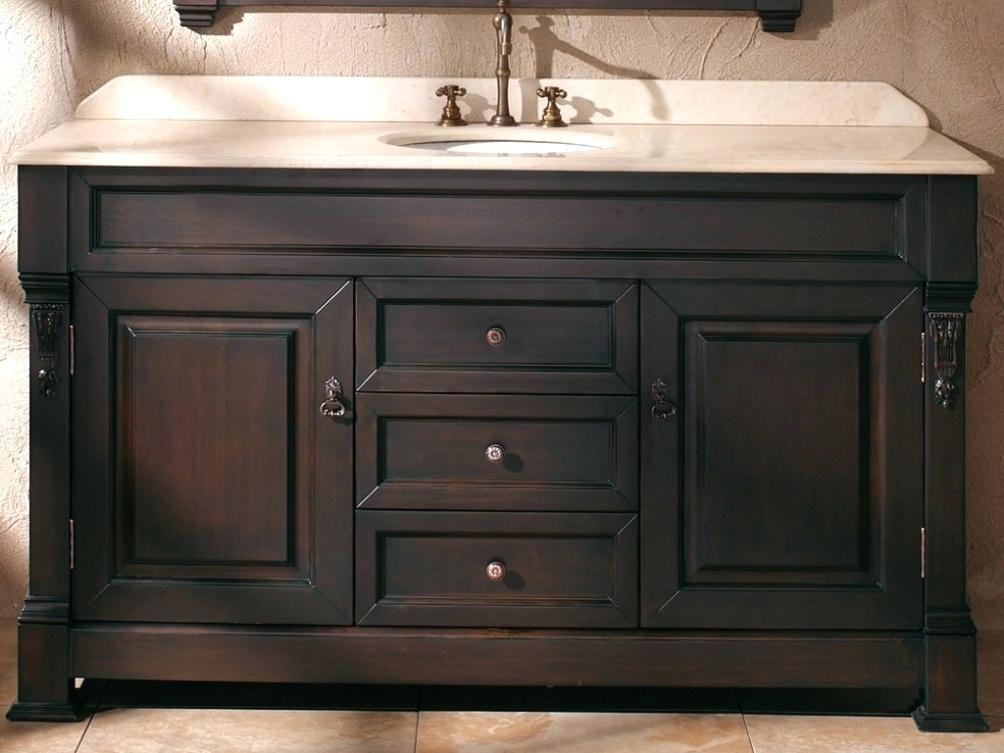 Used Bathroom Vanities Used Bathroom Cabinets Intended For Bath