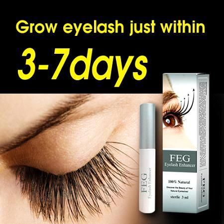 Steps To Make Eyelashes Grow Longer - http://www.hairstylemakeup ...