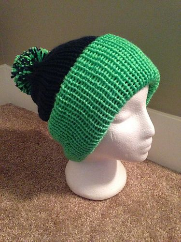 Super simple pattern for the Addi Express King Size. | Knitting ...