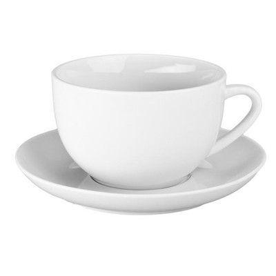 BIA Cordon Bleu 18 oz. Jumbo Cup and Saucer (Set of 2)