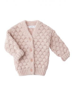 7d3d9a661f64 Tocoto vintage tricot knitted cardigan