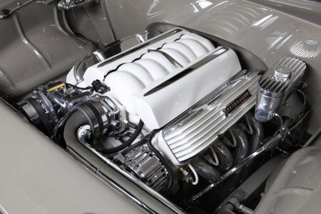 The Bel Air Is Powered By A Gm Performance 435 Horsepower