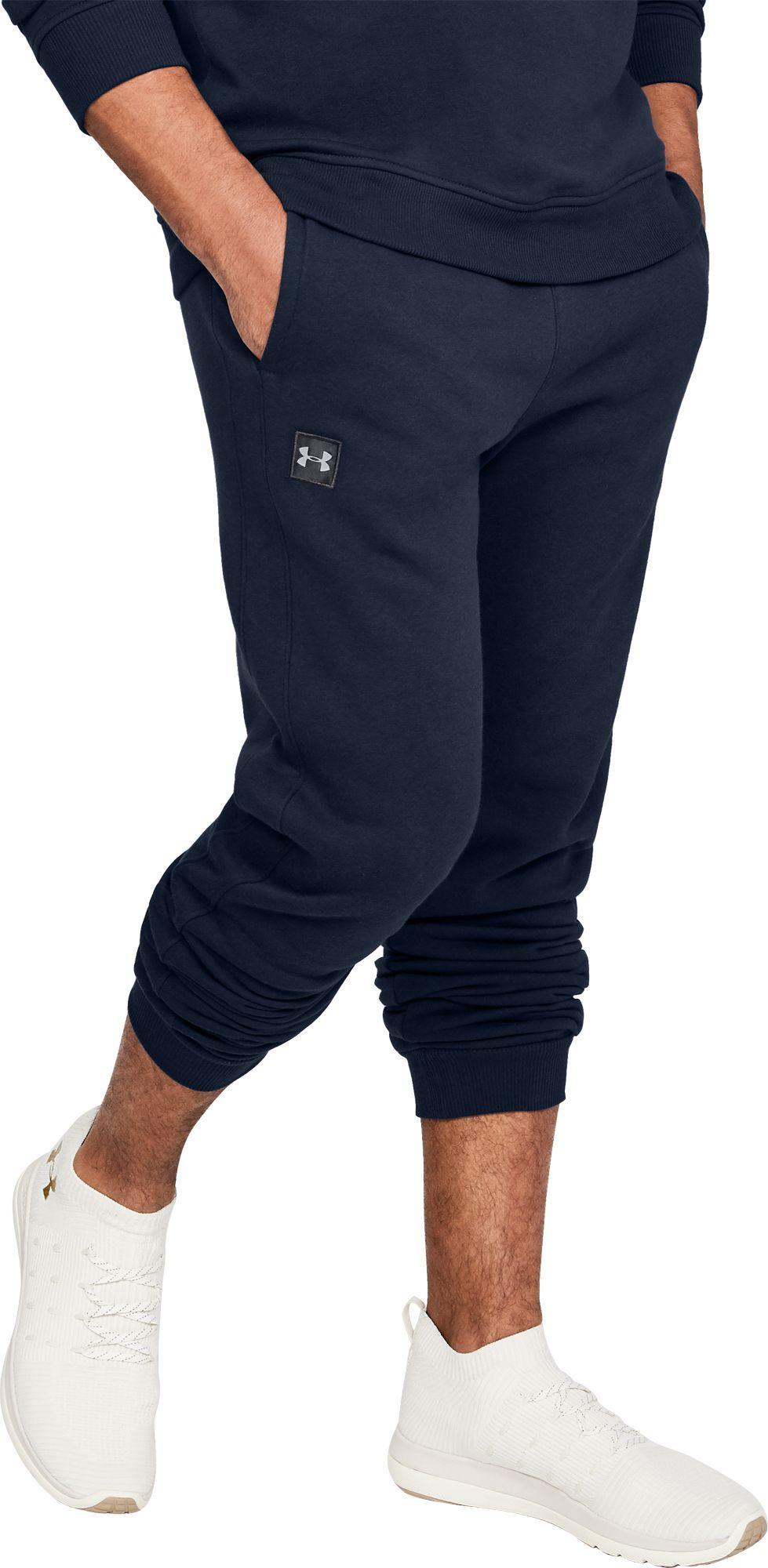 Pantalones Hombre Under Armour Rival Fleece Jogger