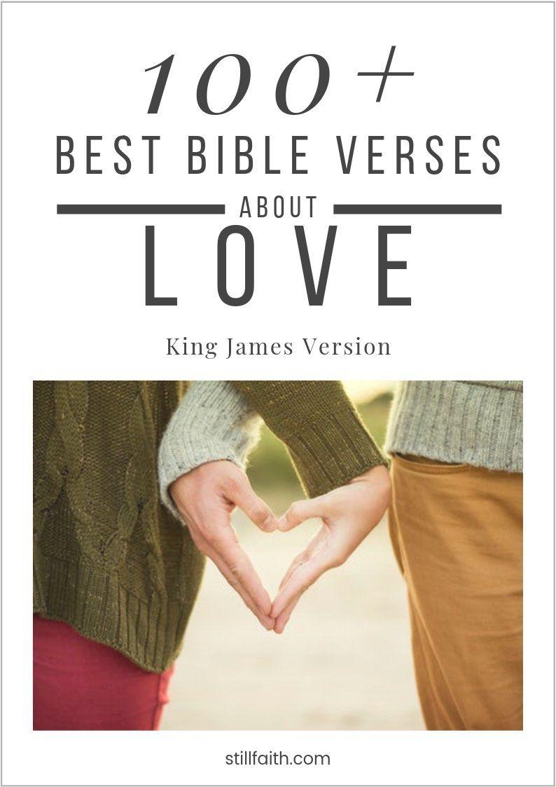 100+ Best Bible Verses about Love (KJV) #love #bible #bibleverse
