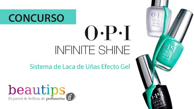 Concurso OPI Infinite Shine