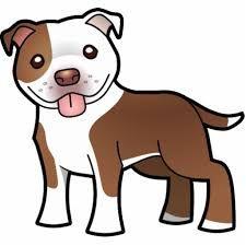 Dibujo De Pitbull Buscar Con Google Animali Domestici Animali