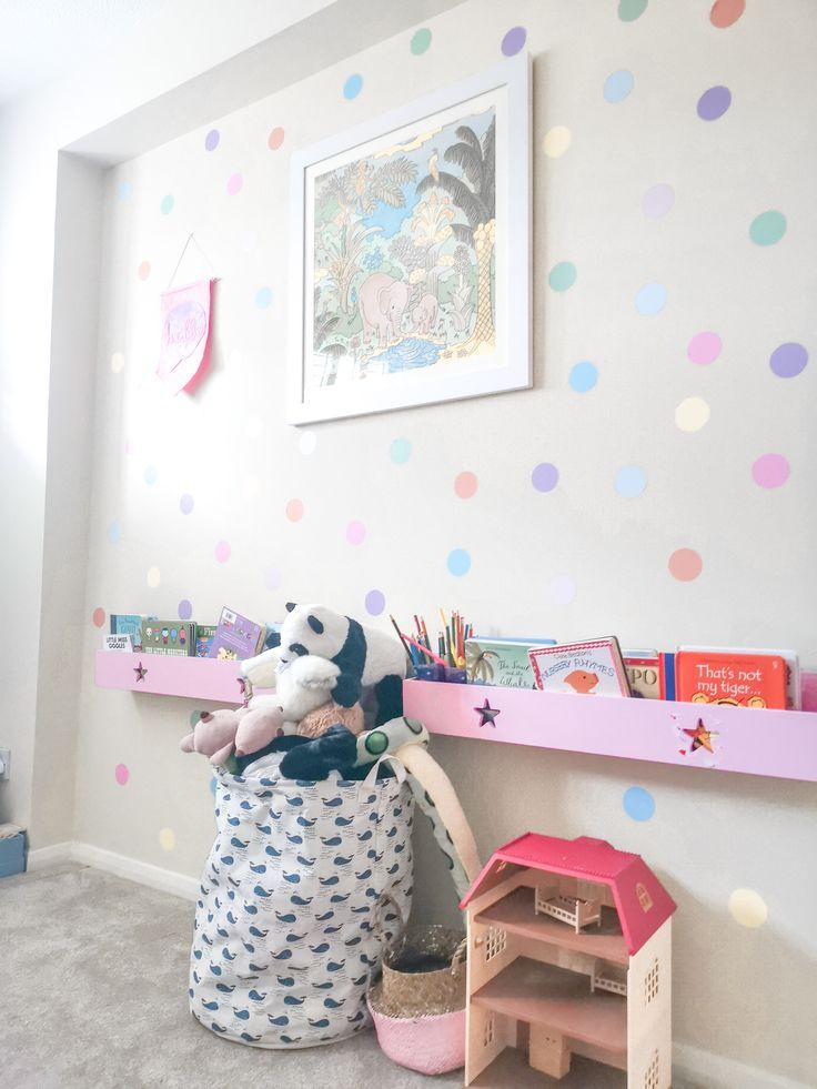 Gorgeous toddler girl bedroom ideas + free posters! images