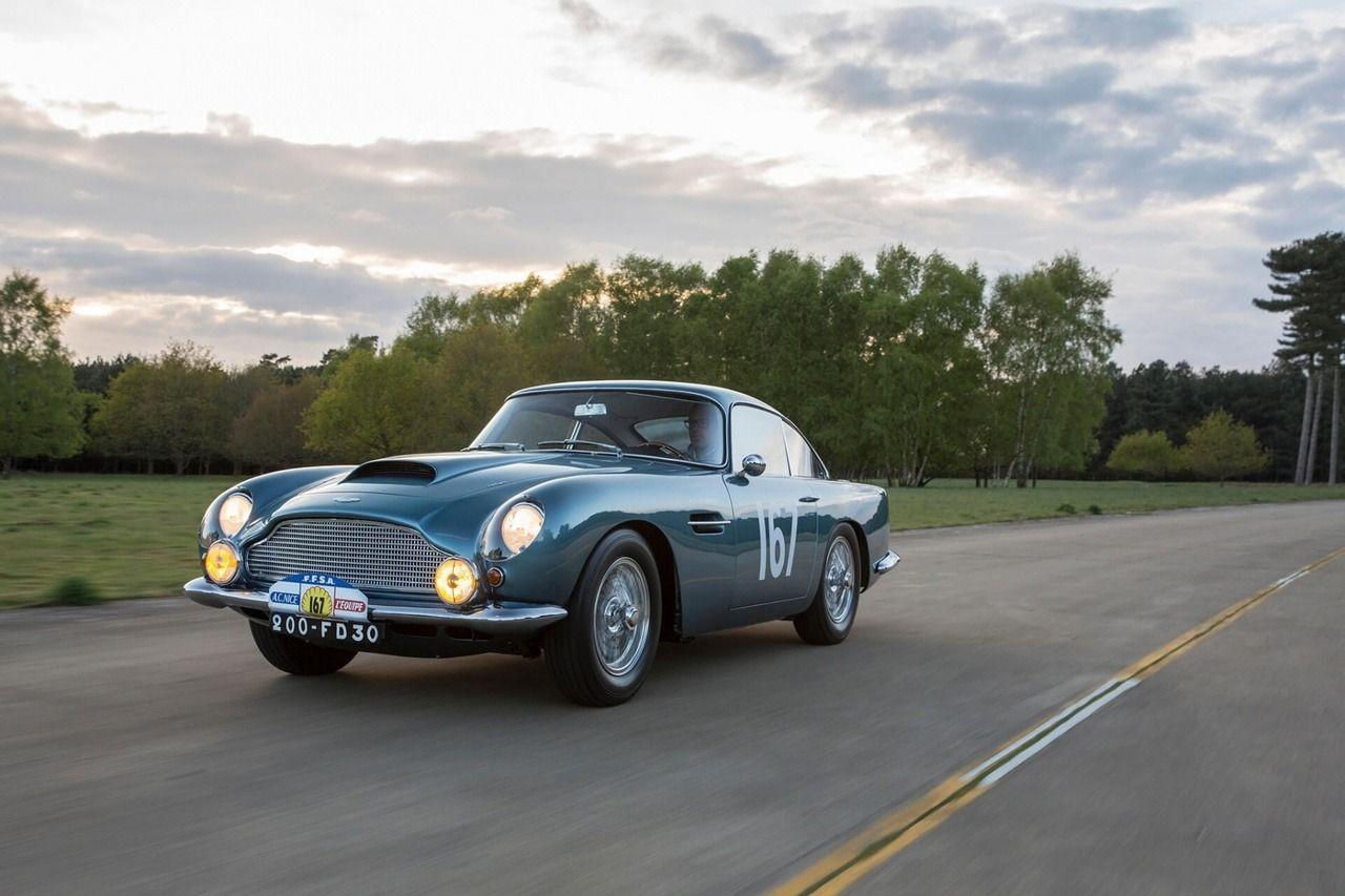 1960 Aston Martin Db4 Gt Superleggera Touring Di Aston Martin Aston Martin For Sale Aston Martin Lagonda