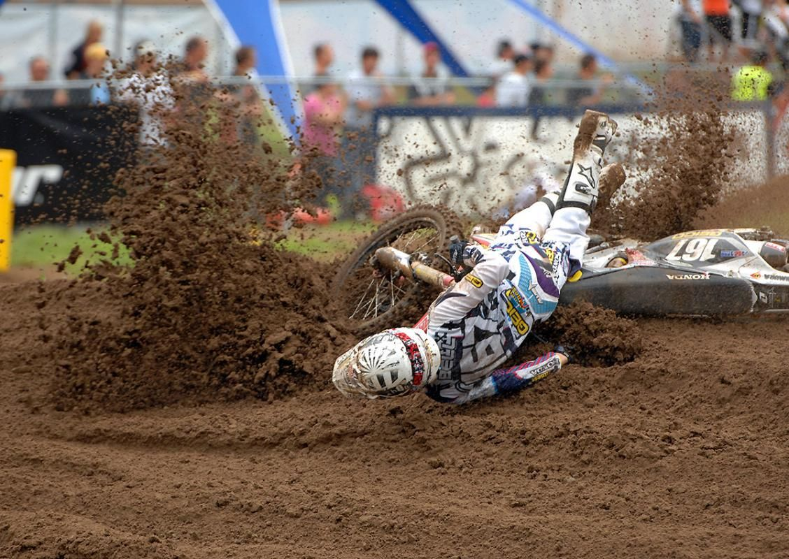 11 best images about Dirt bike crash on Pinterest | Motocross love ...