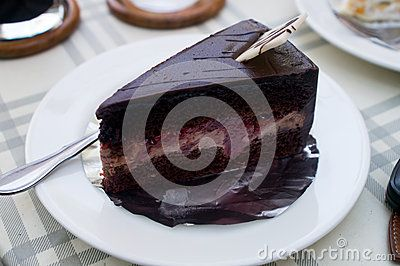 Chocolate Cake - Download From Over 61 Million High Quality Stock Photos, Images, Vectors. Sign up for FREE today. Image: 37738344