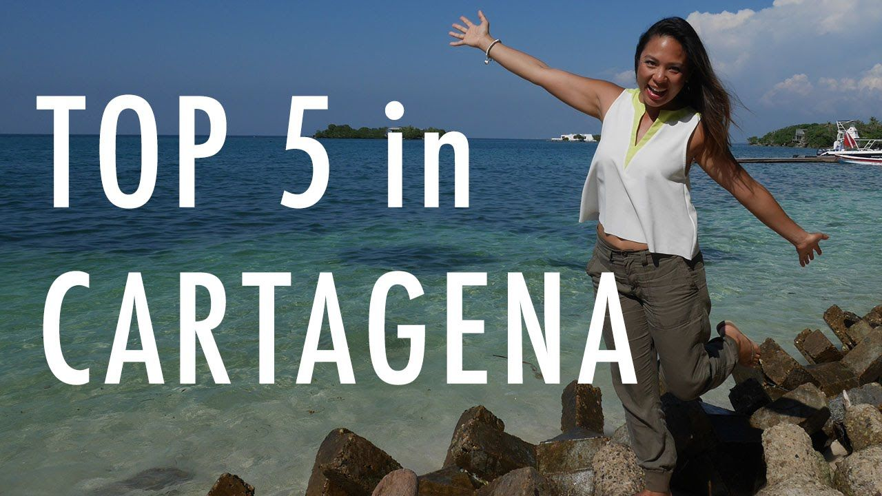 TOP Things To Do In CARTAGENA COLOMBIA Cheryl Torrenueva - 10 things to see and do in colombia