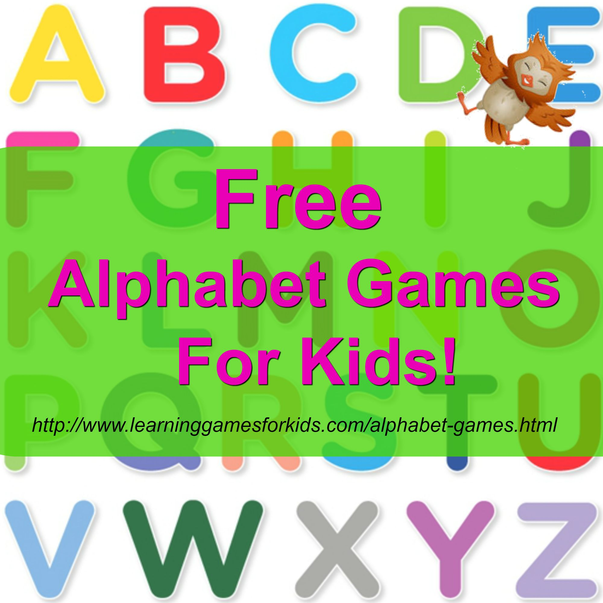 These free games are a fun way to help kids learn their
