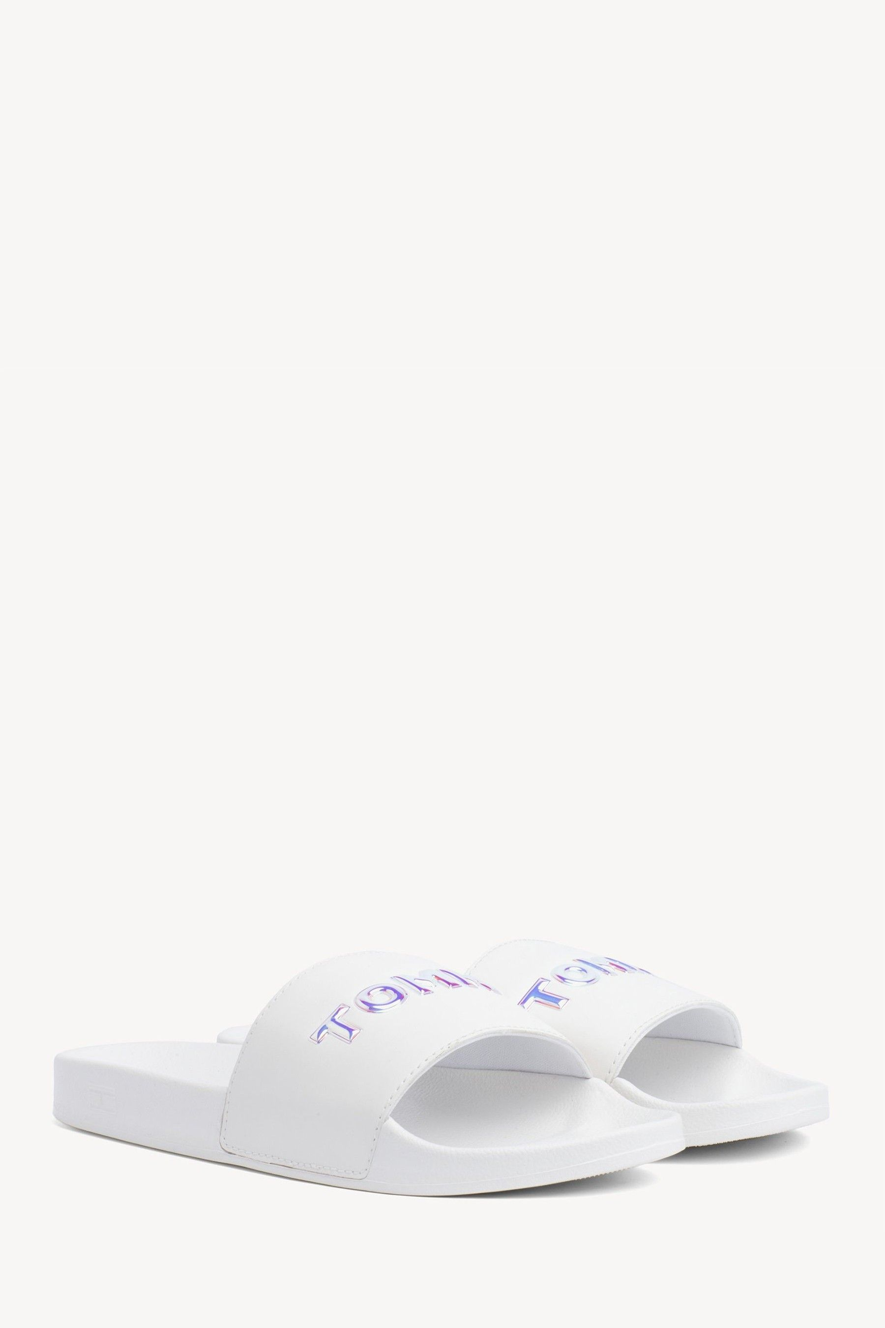 Womens Tommy Hilfiger Iridescent Pool