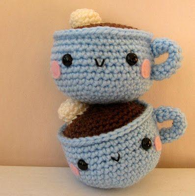 My very favorite Amigurumi crochet artist. Love her work!   Amo ...