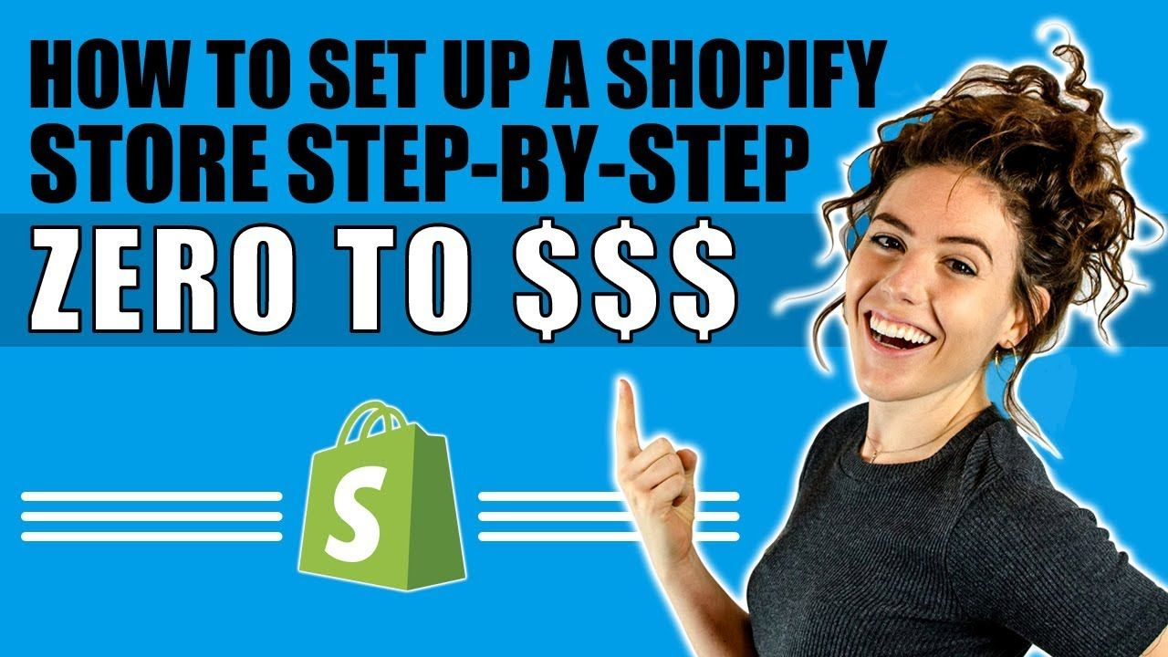 Shopify Tutorial For Beginners 2018 How To Create A