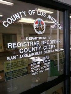 The East Los Angeles Registrar Recorder County Clerk S Office Will Be Closed For Six Weeks Starting In July East Los Angeles Marriage Locations Los Angeles
