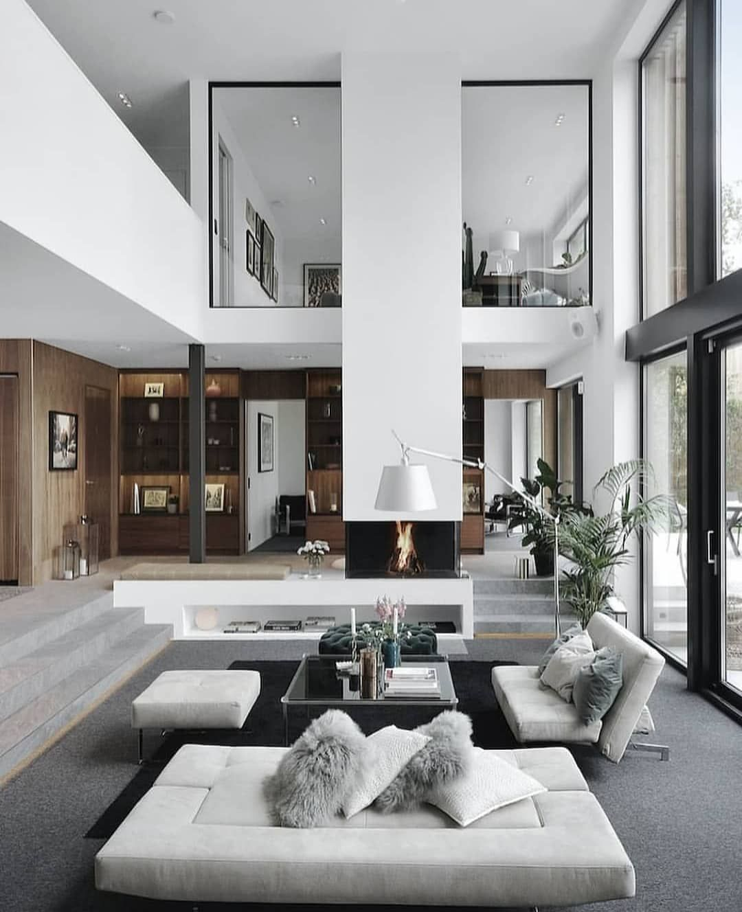 What Do You Think About This Amazing Interior Follow Houseaddictive By Isabellalowengr Interior Design Living Room House Interior Modern House Design