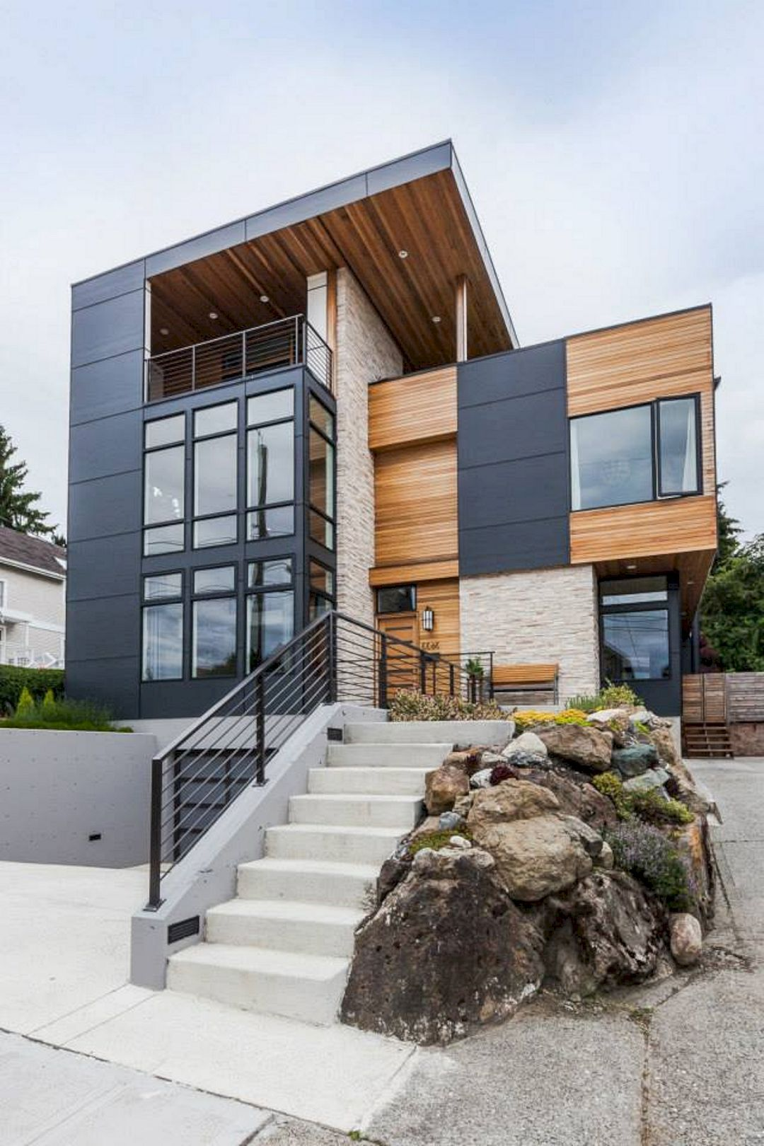 60 Best Stunning Modern Architecture Building Inspiration Freshouz Com House Architecture Styles Dream House Exterior Architecture