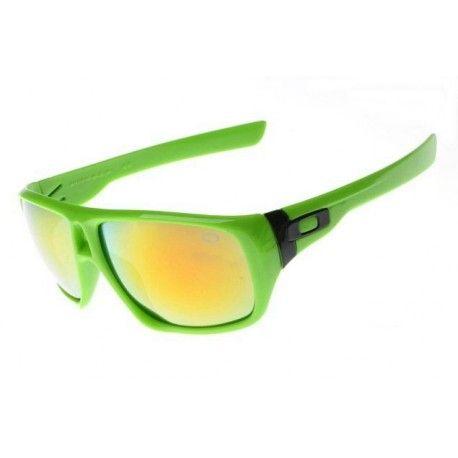 0f46592102 Oakley dispatch sunglasses island green with fire iridium