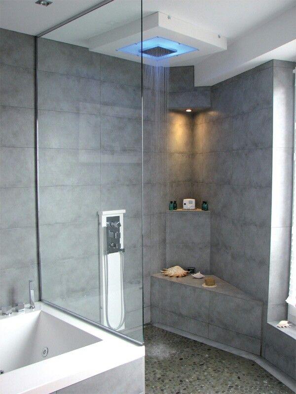 banc pour douche free douche italienne avec banc collection et galet pour douche des avec banc. Black Bedroom Furniture Sets. Home Design Ideas
