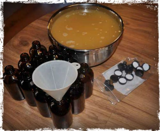 How To Make All Natural Master Tonic Recipe - It's Naturally Antiviral, Anti-Bacterial, Anti-Fungal And Anti-Parasitic