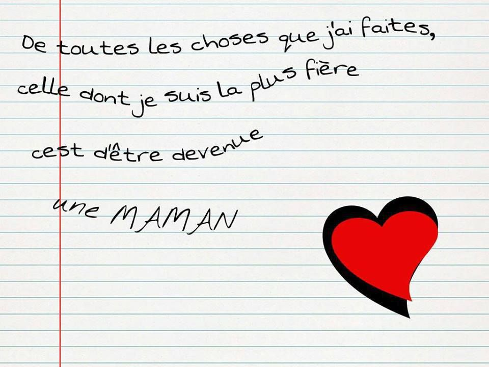 Devenir maman | Citations