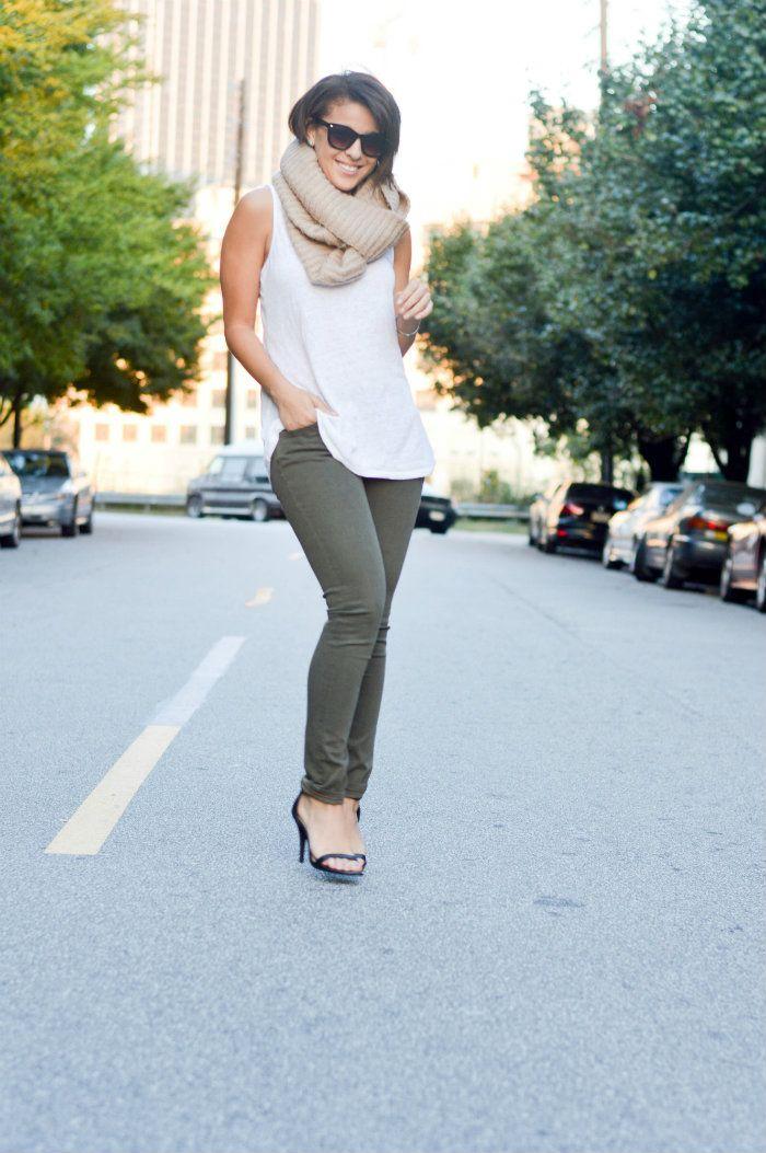 Atlanta Style Series | Fall Denim - Fashionably Lo