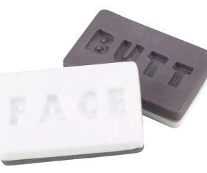 Butt Face Novelty Soap by WM