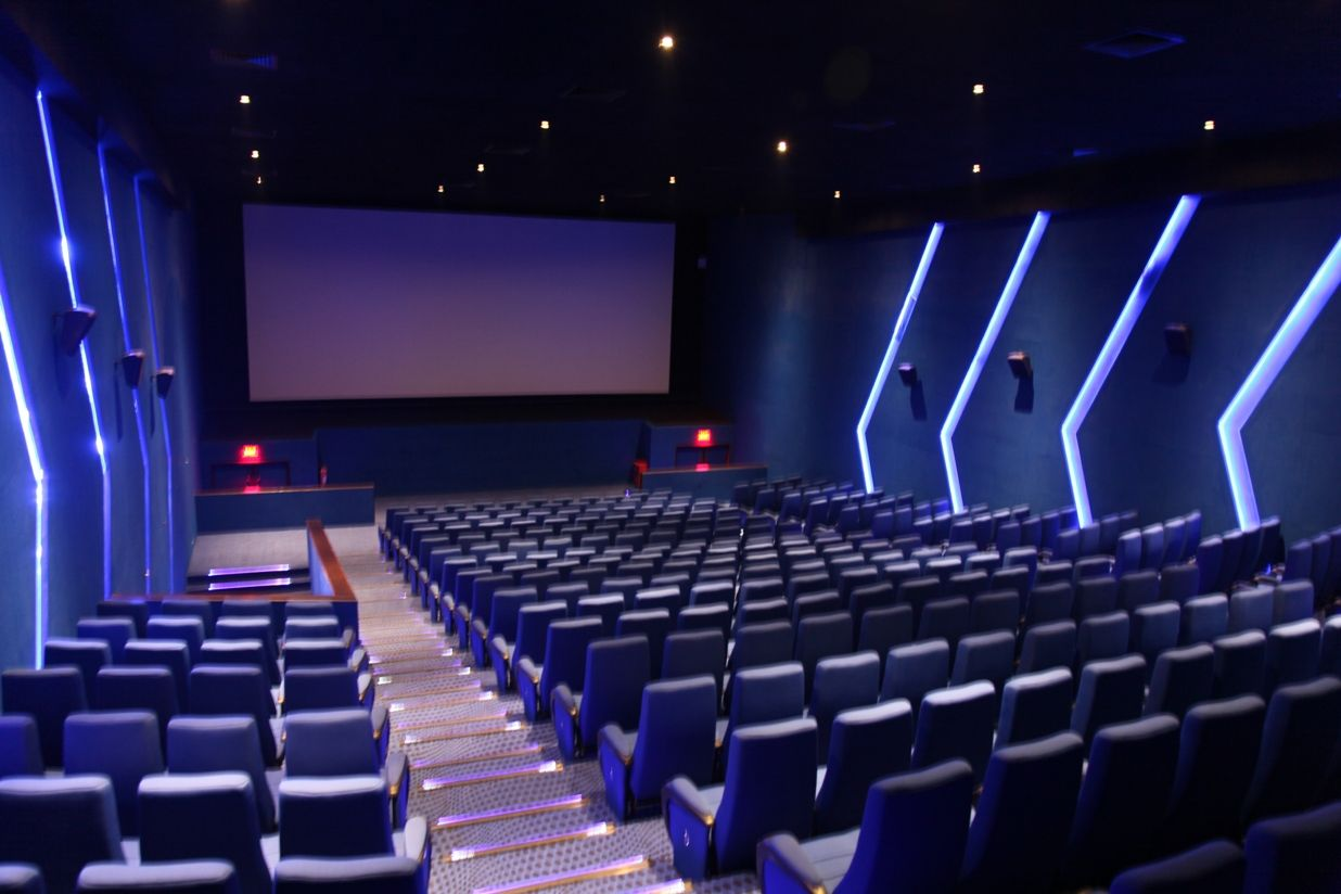Cineworld Small Rooms