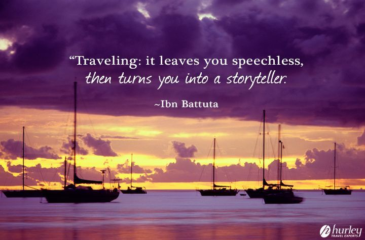 Image result for travel turns you into a storyteller