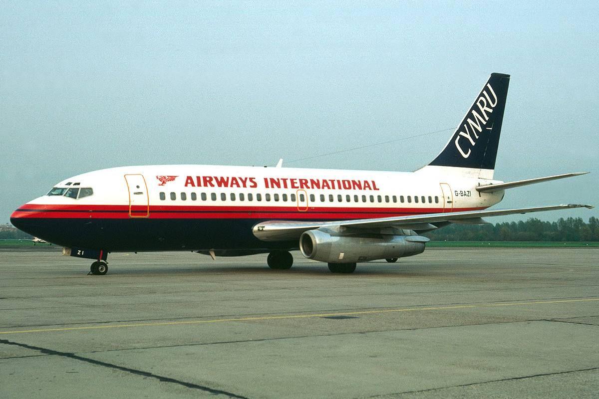 1988 - Airways International Cymru