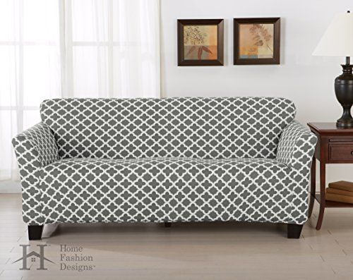 Brenna Collection Basic Strapless Slipcover Form Fit Sl Https