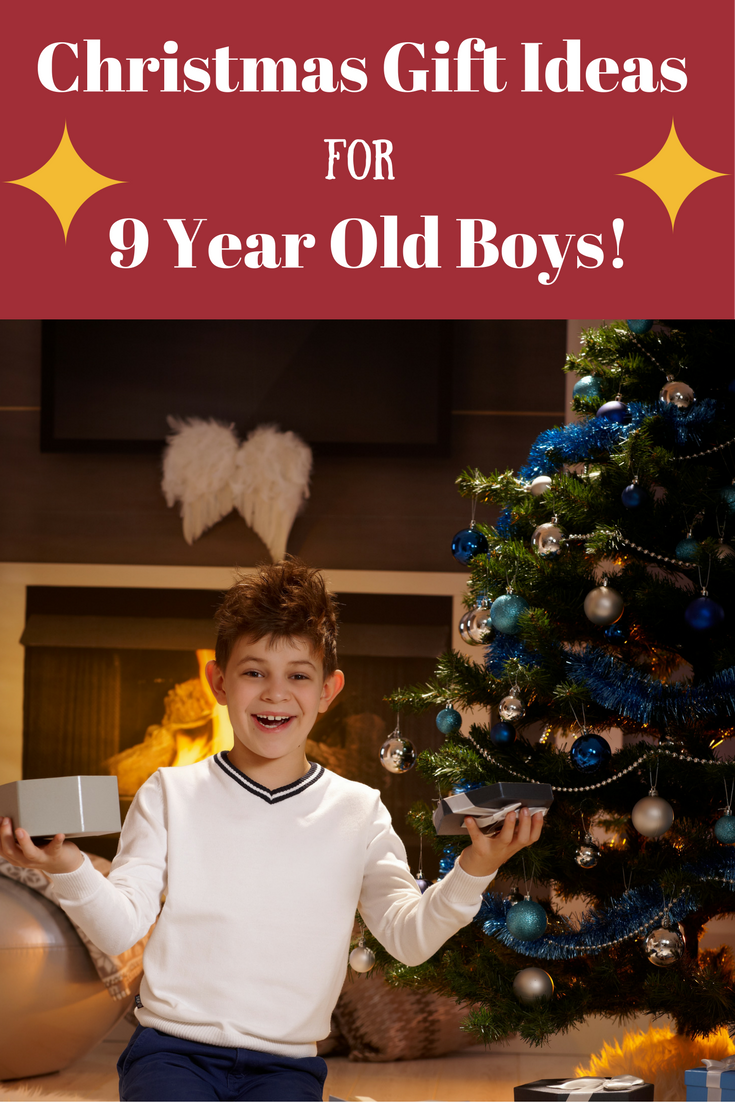 Great Gifts 9 Year Old Boys Will Love For All Occasions   Great Gift ...