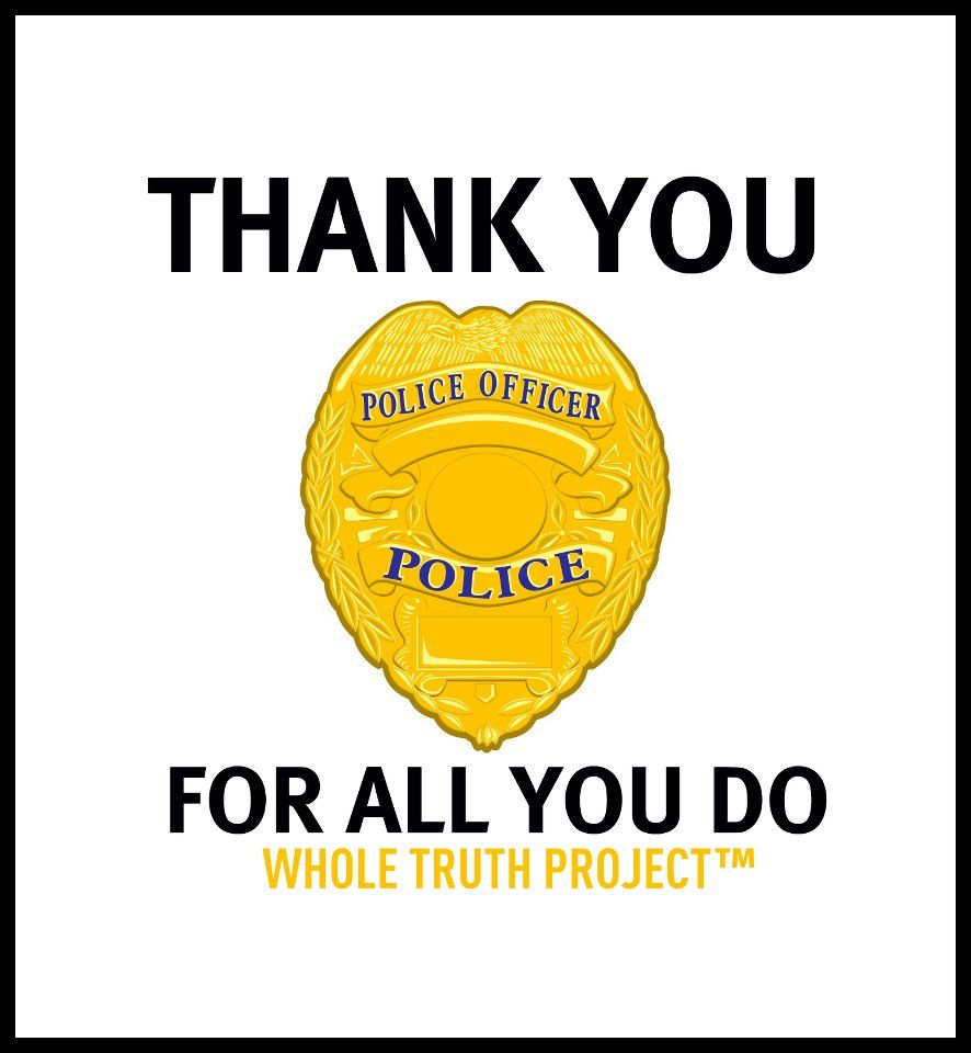 Thank A Police Officer Quotes Quotesgram Post High School Daily
