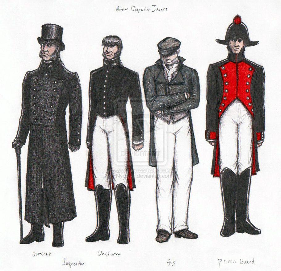Wanker! inspector uniform
