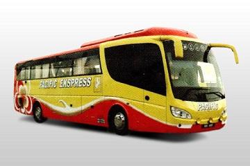 MAI KOT NI: Balik kampung dengan Pacific Express Bus