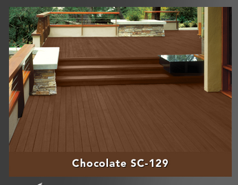 Behr Chocolate Solid Deck Stain Staining Deck Deck Stain Colors