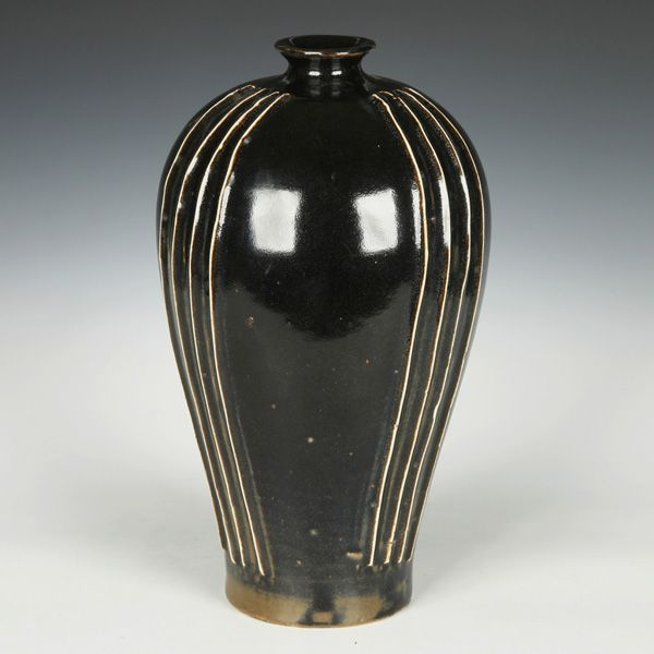 Chinese Meiping Vase Tang Dynasty Chinese Art Pinterest