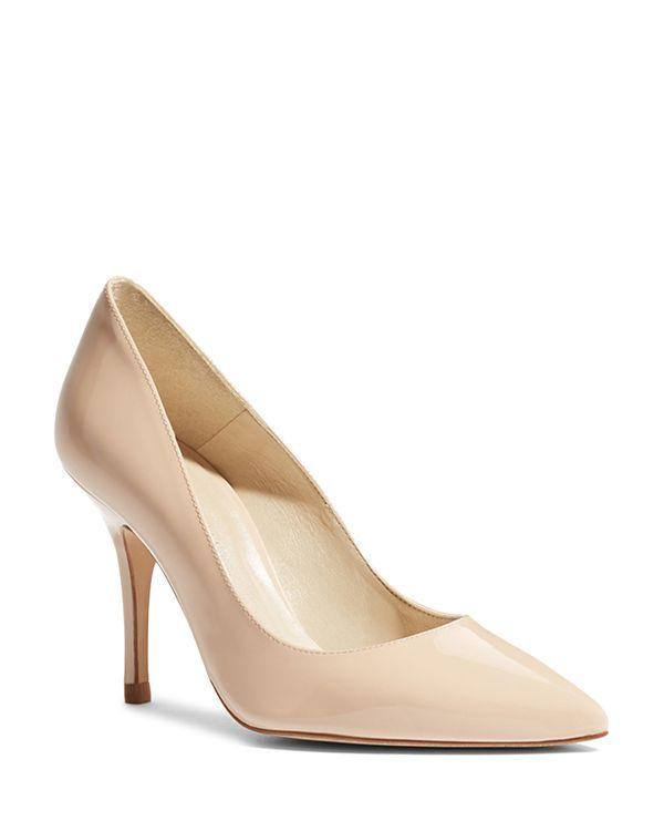 445b85f164 Karen Millen Women's Patent Leather High Heel Court Pumps   Products ...